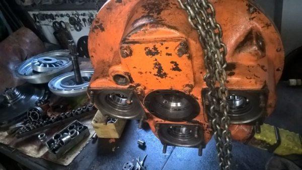 Ремонт гидротрансформаторов в Беларуси